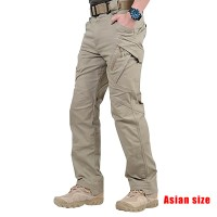 Premium 2019 Newly Men Waterproof Work Cargo Long Pants with Pockets