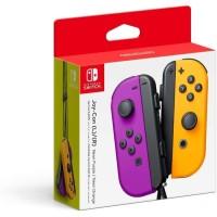 Nintendo Switch Joycon / Joy Con / Stik / stick (L/R) (Purple/Orange)