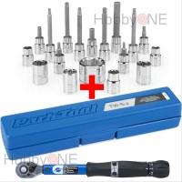 Paket Hemat Park Tool TW-5.2 TORQUE WRENCH Kunci Torsi dan SBS-1.2 SO