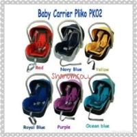 BABY CAR CARRIER / CAR SEAT PLIKO PK02