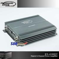 Harmonic Drive RX4100DT Digital 4-Channel Power Amplifier