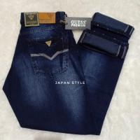 Celana Panjang Import Guess Jeans Premium