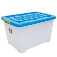Shinpo Container Box Cb 130 Liter (By Gojek) Item Bagus