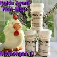 Kaldu Ayam Maseko Non Msg 100 Gram Lingkar Organik Berkualitas