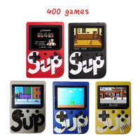 Gameboy Mini Game Retro 400 in 1 SUP Plus Game Box Portable Game Boy