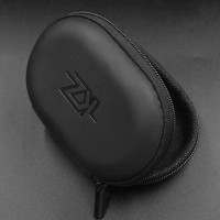 Original Kz Earphone Storage Hard Case High Quality Tas Earphone Kz
