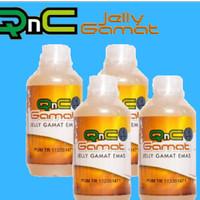 Obat Flu / pilek ,ingusan pada bayi, QnC Jelly Gamat Emas