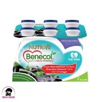 NUTRIVE BENECOL Blackcurrant 6x100 ml