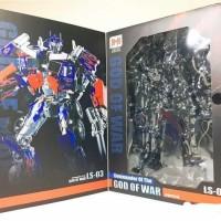 TERLARIS Transformers BMB HMB LS-03 LS03 Optimus Prime Oversized