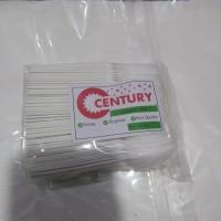 Sendok Plastik Teh / Sendok Ice Cream isi 100