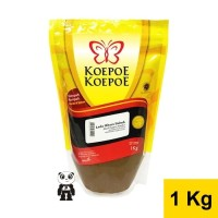 Koepoe Koepoe Lada Hitam Bubuk Merica 1Kg