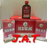 Die Da Yao Jing ( obat merah cina / betadin cina )