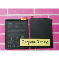 Baterai Battery Batre Asus Zenfone 3 Max ZC520TL 5.2 inc Original 100%