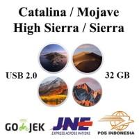 USB 2.0 Flashdisk 32GB 4 Mac OS (Catalina Mojave High Sierra & Sierra)