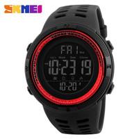 Jam Tangan Pria SKMEI 1251 Sport Digital Anti Air 50M dengan Alarm