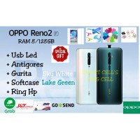 OPPO RENO 2F 8/128GB GARANSI RESMI OPPO INDONESIA
