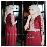 DASTER ARAB/ INDIA/ DUBAI/ TURKI DLUSIA FULLA DRESS BUSUI KEKINIAN
