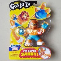 Heroes of Goo Jit Zu Sahario Action Figure - Hot Toys 2019