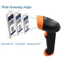 Barcode scanner 2d/ 1D QR code Scanner OMNI BARCODE scanner cashpos