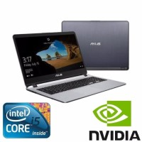 Laptop Asus Intel i5 (RAM 8GB / SSD 120GB / Nvidia) Gaming or Design