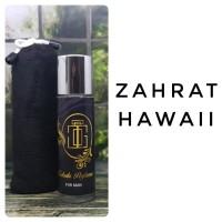 Parfum Pria Zahrat Hawaii Parfum Pria Tahan Lama Segar non Alkohol