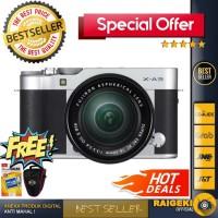 Fujifilm X-A3 Kit XC 16-50mm F/3.5-5.6 OIS II Silver