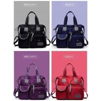 Sling Bag Import / Tas Import / Tas Selempang Multifungsi Wanita
