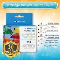 Cartridge Recycle Canon CL-811 Compatible NON Chip Reset IP2770 MX497