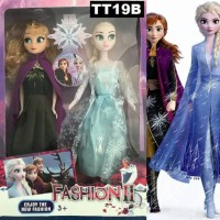 NEW Boneka Barbie Frozen 2 atau Kado Mainan Anak Perempuan Boneka