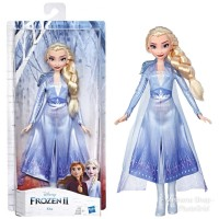 Disney Princess Elsa Frozen 2 Classic Fashion Doll - Boneka Hasbro