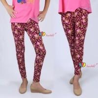 Legging Motif uk 8-12 Tahun / Celana Anak Panjang Perempuan Leging
