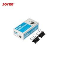 Binder Clip / Klip / Penjepit Kertas 155 Joyko / Kenko