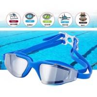 Kacamata Renang HD Anti Fog UV Protection Ruihe Swimming Goggles