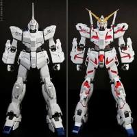 Bandai Original MG 1/100 Unicorn Gundam ver. ova