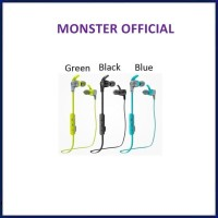 Monster iSport ACHIEVE BLUETOOTH Headset In Ear Earphone Headphone