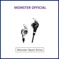 Monster iSport Strive In-Ear Headphone Headset Earphone i Sport