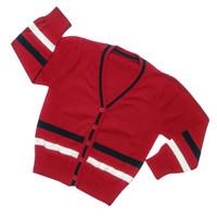 Saneoo Rafa Baby Sweater - Merah