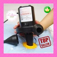 Pompa Kasur Angin / Pompa Portable Matras Mobil Colokan Listrik