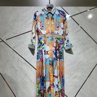 DRESS HERMES SPRING SUMMER SILK JUMPSUIT WOMEN 1:1 AUTHENTIC