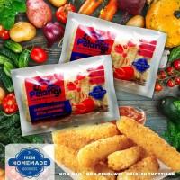 Chicken Nugget Stick Original / Pelangi / Healthy Frozen Food