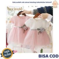 TokoDedee - Dress Anak Perembuan Bahan Lace Renda Lucu / Gaun anak Per