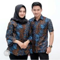 Sarimbit baju couple seragam keluarga batik baju muslim sarimbit Murah