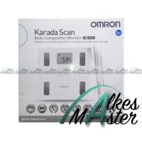 Omron Karada Scan HBF-214 / Omron HBF 214 / Timbangan Omron HBF214