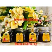 Madu AL Shifa 1 kg Kemasan Kawat 1kg asli 100% Impor dari Arab Saudi