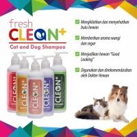 Shampoo Kucing Anjing FresClean wangi ekonomis