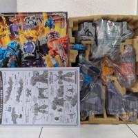DX Megazord Robot Ryuteioh Ryutei-Oh Kyuranger Kyuuranger BIB