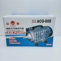 Yamano ACO 008 Air Pump Oksigen Blower Pompa Udara Aquarium Kolam