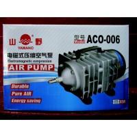 Yamano ACO-006 Pompa Udara Oksigen Blower Aquarium Kolam Hidroponik