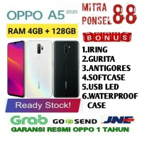 OPPO A5 2020 RAM 4/128 GARANSI RESMI OPPO 1 TAHUN