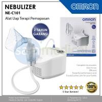 Omron Nebulizer Silent Compressor (White) NE C101